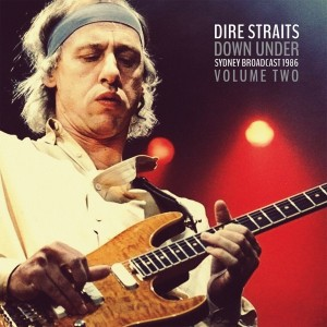 DIRE STRAITS Down Under Vol. 2 (LIVE SYDNEY 1986 2xLP)