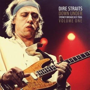 DIRE STRAITS Down Under Vol. 1 (LIVE SYDNEY 1986 2xLP)