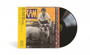 PAUL and LINDA MCCARTNEY Ram (ANNIVERSARY INDIE LP)