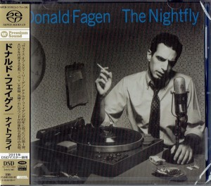 DONALD FAGEN The Nightfly (JAPAN HYBRID MULTICHANNEL SACD)