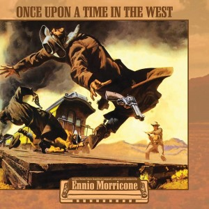 ENNIO MORRICONE Once Upon a Time in the West (PEWNEGO RAZU NA DZIKIM ZACHODZIE) LIMIED CLEAR LP