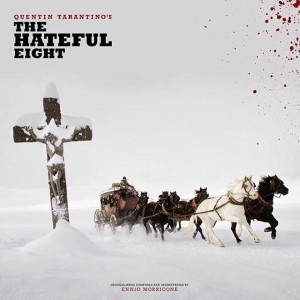 Ennio Morricone / Quentin Tarantino THE HATEFUL EIGHT Nienawistna Ósemka 180g LP (Third Man Records US)