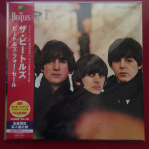 THE BEATLES Beatles For Sale * SEALED JAPAN 180g VINYL out-of-print TOJP-60184