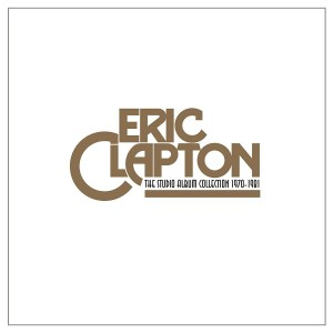 ERIC CLAPTON Studio Album Collection 1970-81 180g BOX
