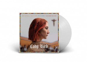 JON BRION Lady Bird OST white limited LP