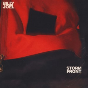 BILLY JOEL Storm Front 2xLP RED 180g