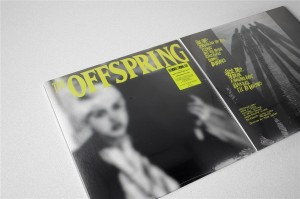 RSD17 The Offspring - LIMITED BLUE VINYL