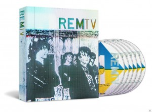 R.E.M. REM TV REMTV box 6xDVD Multichannel