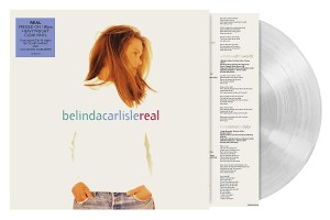 BELINDA CARLISLE Real (LIMITED COLOURED VINYL)
