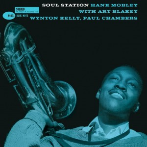 HANK MOBLEY Soul Station (BLUE NOTE)