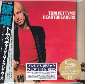 TOM PETTY Damn The Torpedoes JAPAN SHM-CD cardboard UICY-77965