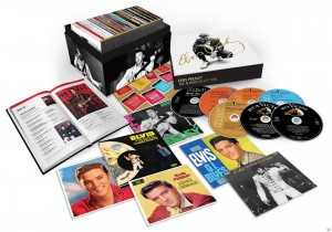 ELVIS PRESLEY RCA Albums Collection - 60xCD BOX