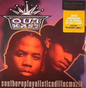 OUTKAST Southernplayalisticadilla 180g LP (MOVLP1084)