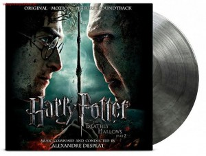 HARRY POTTER Deathly Hallows PART2 Insygnia Śmierci 2xLP MOVATM041