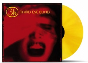 THIRD EYE BLIND debut album YELLOW VINYL 2xLP MOVLP1184