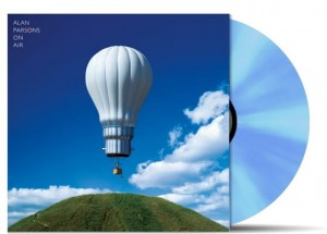 ALAN PARSONS On Air - limited blue wax