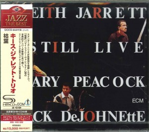 KEITH JARRETT Still Live - JAPAN 2x SHM CD (UCCU-6107/08)