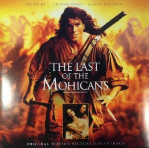 Last of the Mohicans OSTATNI MOHIKANIN OST LP