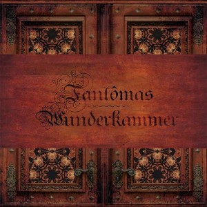 FANTOMAS Mike Patton Wunderkammer LIMITED BLACK FRIDAY BOX 5LP