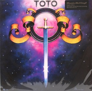 TOTO - Toto LP 180g (MOVLP376)
