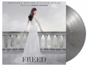 DANNY ELFMAN Fifty Shades Freed COLOURED LP MOVATM204