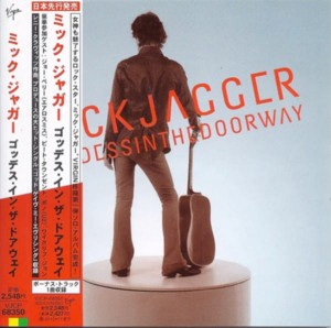 MICK JAGGER Goddess In The Doorway JAPAN CD VJCP-68350