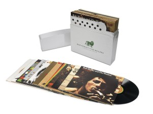 BOB MARLEY The Complete Island Recordings 12xLP BOX