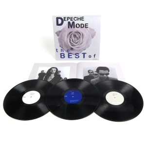 DEPECHE MODE The Best Of (Volume 1) 3xLP
