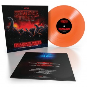 KYLE DIXON & MICHAEL STEIN Stranger Things: Halloween Sounds From The Upside Down (PUMPKIN ORANGE VINYL) EU