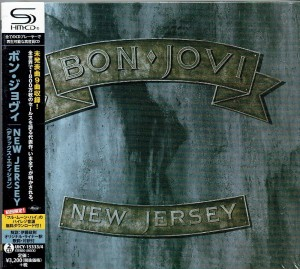 BON JOVI New Jersey DELUXE JAPAN 2xSHM CD 2014 UICY-15333
