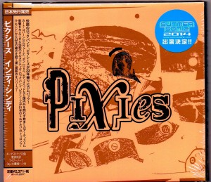 PIXIES Indie Cindy +bonus tracks JAPAN CD digipak HSE-30333