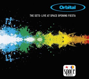 ORBITAL The Sets: Live At Space Opening Fiesta (2xLP COLOR VINYL)