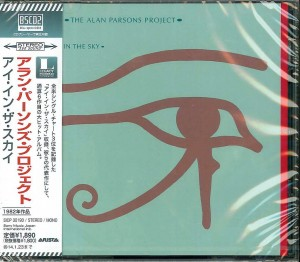 ALAN PARSONS PROJECT Eye In The Sky JAPAN CD BluSpec2 SICP-30193