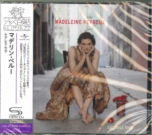MADELEINE PEYROUX Careless Love 2016 JAPAN SHM-CD (UCCU-5837)