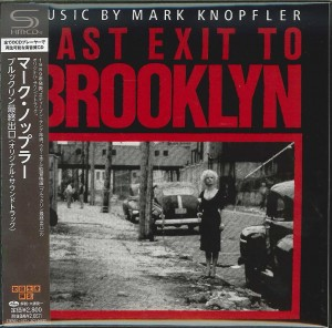 MARK KNOPFLER Last Exit To Brooklyn JAPAN SHM UICY-94832