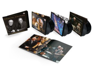 JOHN WILLIAMS & STEVEN SPIELBERG Ultimate Collection 6xLP box MOVATM200