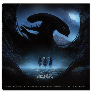 Jerry Goldsmith ALIEN - 180g 2xLP