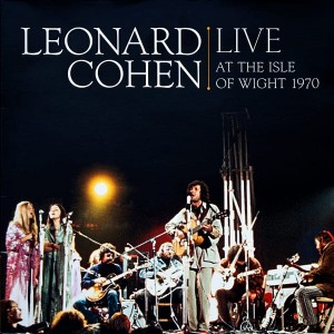 LEONARD COHEN LIVE At The Isle Of Wight '70 2x180g (MOVLP005)