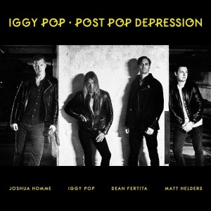 IGGY POP Post Pop Depression * Limited Deluxe LP 180g w/ download code