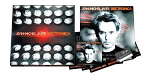 JEAN-MICHEL JARRE Electronica LTD FAN BOX 4LP+2CD