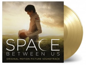 ANDREW LOCKINGTON Space Between Us - OST GOLD 180G (MOVATM149)