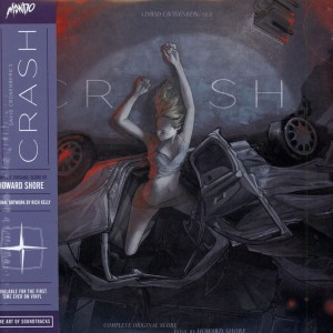 Howard Shore CRASH - 2xLP 180g US (MOND-078)