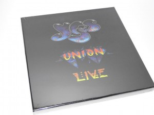 YES Union Live (Deluxe Hardcover Edition 3xLP)