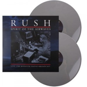 RUSH Spirit of the airwaves 2LP grey wax