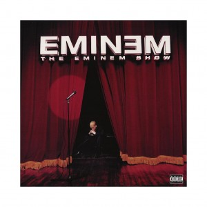 EMINEM The Eminem Show 2xLP