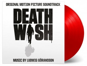 LUDWIG GORANSSON Death Wish 2018 COLOURED LP