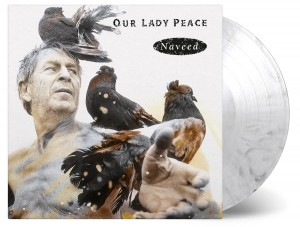 NAVEED Our Lady Peace -color 180g MOVLP1877