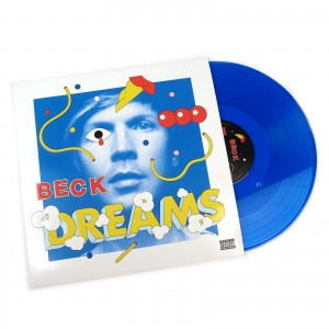 RSD15 BECK Dreams Limited Edition BLUE (US edit)