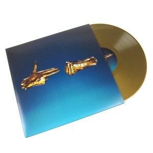 RUN THE JEWELS 3 - RTJ3 GOLD VINYL 2xLP