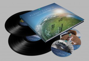 JACOB SHEA, JASHA KLEBE, HANS ZIMMER Planet Earth 2 (DELUXE BOX 2xLP + 3xCD)